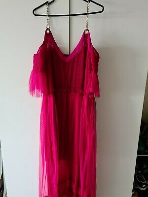 AU48 • Buy ASOS Tulle Dress Size 16/18