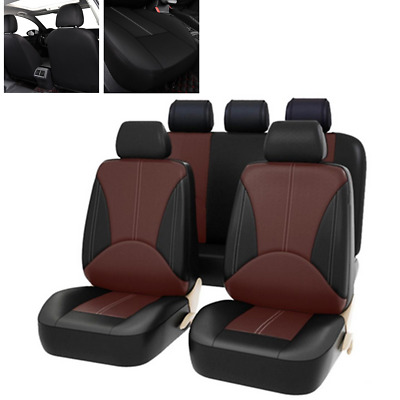 $ CDN62.77 • Buy  Car Breathable Seat Cover PU Leather Full Surround Fit For Interior Accessories