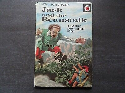 Vintage Ladybird Book - Jack And The Beanstalk - Series 606D - Well Loved Tales • 7£