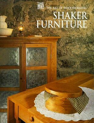 Shaker Furniture, Time-Life Books, Like New, Spiral-bound • 8.66£