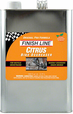 Finish Line Citrus Bike Degreaser 1 Gallon • 55.18£