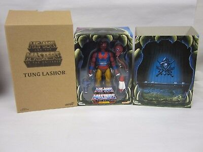$35.95 • Buy Motu Classics Masters Of The Universe Super 7 New Filmation Tung Lashor Figure