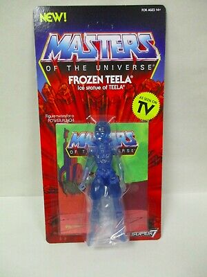 $19.95 • Buy New Motu Vintage Coll Masters Of The Universe Super7 5.5  Frozen Teela Moc