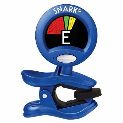 $ CDN20.79 • Buy Snark SN-1X Clip On Chromatic Acoustic Electric Guitar Tuner Tap Tempo Metronome