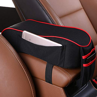 $18.80 • Buy Breathable Auto Car Center Console Armrest Cushion Fit For Interior Accessories