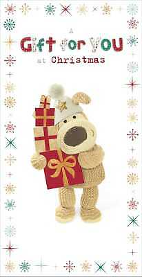 £3.49 • Buy Boofle Christmas Money Wallet Gift Card To Send Xmas Money Inside