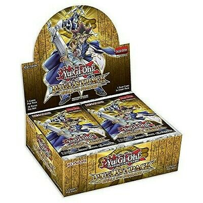 YuGiOh! Duelist Pack Rivals Of The Pharaoh 1st Edition Booster Box 36 Pack New • 119.99£