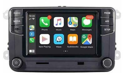 AU410 • Buy Genuine VW Head Unit CarPlay RCD330 Plus CarPlay 280 Converted