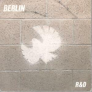 R&D Berlin 7 INCH VINYL UK Sonet 1984 B/W This Is The Day Pic Sleeve SON2274 • 5.69£