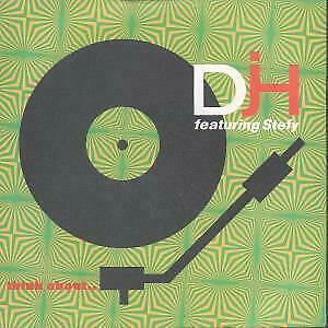 D.J.H. FEATURING STEFY Think About 7 INCH VINYL UK Rca 1991 B/W Atomico Pic • 3.40£