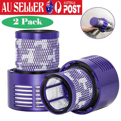 AU19.95 • Buy 2pc Genuine Hepa Filter For Dyson Cyclone V10 Animal Absolute Total Clean Vacuum