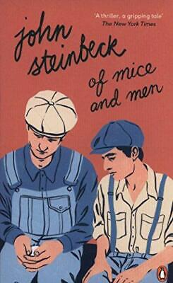 Of Mice And Men (Penguin Modern Classics), Steinbeck, John, Good Condition Book, • 3.79£