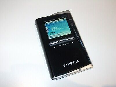 Rare Samsung YH-J70 Digital Audio Player Mp3 20GB • 39.99£