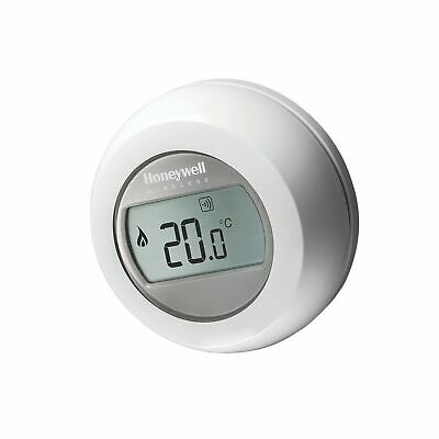 Honeywell Y87RF2024 Single Zone Mobile Compatible Thermostat, 230 V, White/Grey • 123.61£