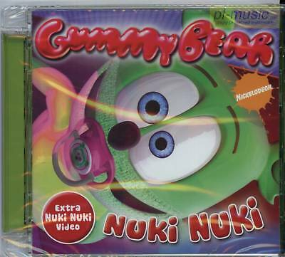 $ CDN26.37 • Buy = GUMMY BEAR - NUKI NUKI  /sealed From Poland