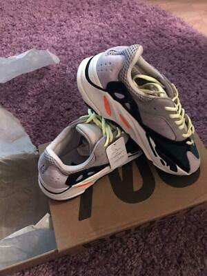 $ CDN445.76 • Buy Adidas Yeezy Boost 700  Wave Runner Solid Grey