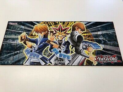 YuGiOh - NEW - LEGENDARY COLLECTION 1  GAME BOARD Card Playmat God Cards Exodia • 9.95£