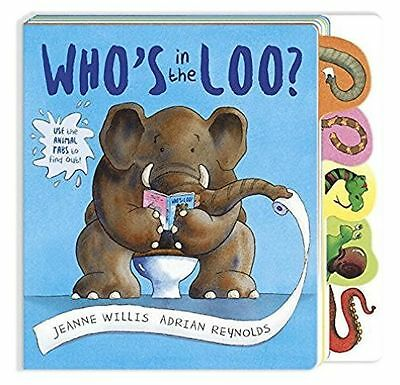 Who's In The Loo? Willis, Jeanne Very Good Book • 7.97£