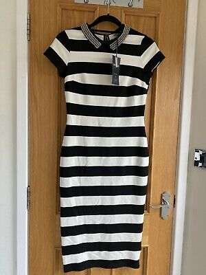 M&S Limited Collection Dress Size 8  • 10£