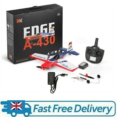 2.4G Radio Remote Control Airplane XK A430 Plane Beginner 3D6G System Aircraft T • 86.99£
