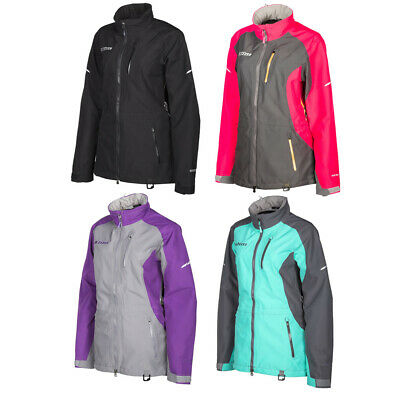 $ CDN391.01 • Buy Klim Women's Alpine Parka Uninsulated Goretex Snowmobile Jacket