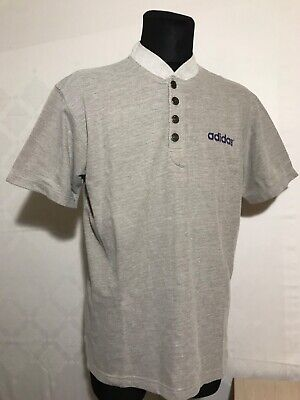 Adidas Vintage T-shirt 90s Designed By Germany Size M • 25.33£
