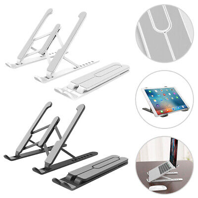 Universal Adjustable Portable Tablet Holder Stand Desk For IPad Phone IPhone • 5.69£