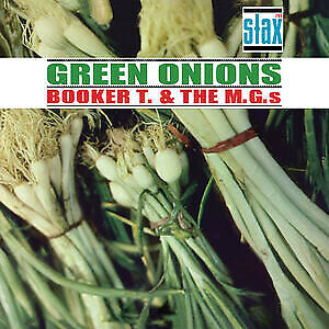 Booker T. & The M.g.'s - Green Onions - LP Vinyl - New • 21.16£