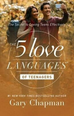 AU24.25 • Buy NEW 5 Love Languages Of Teenagers Updated Edition By Gary Chapman Paperback