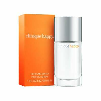 Clinique Happy Parfum Spray Edp For Her 30ml - Brand New & Sealed Rrp £39.00 • 14.98£