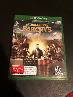 AU29.99 • Buy 🔥Farcry 5 Gold Edition Xbox One Game PAL LIKE NEW CHEAP BUY TRUSTED AUS SELLER