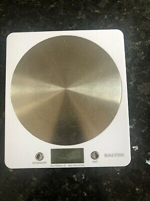 Salter Digital Food Weighing Scales • 4£