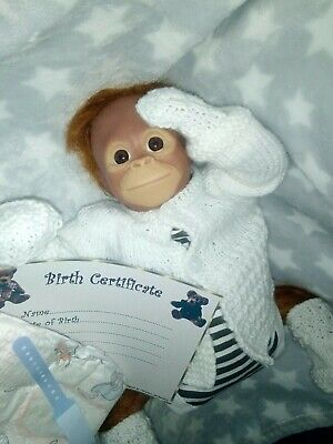 Reborn Baby - New - Bindi (Bountiful Babies)  • 120£