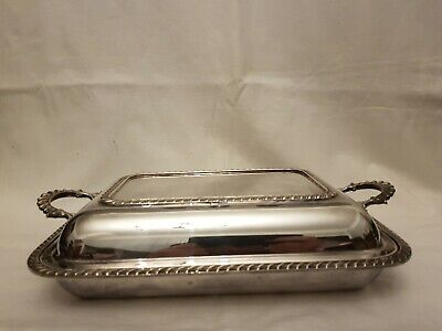 Silver Plated/Plate/EPNS/Serving/Entree Dish Silver Service  • 57£