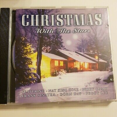 Christmas With The Stars - Various Artists (CD) (2019) • 1.70£