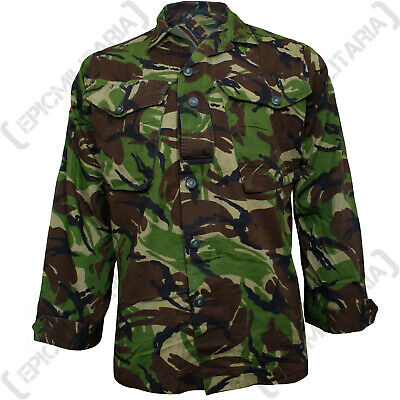 £22.43 • Buy British Army Soldier 95 DPM Woodland Camouflage Combat Field Shirt - All Sizes