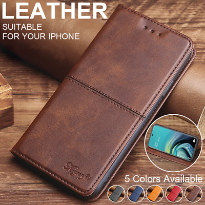 $ CDN9.07 • Buy For Samsung Note20 Ultra Note10+ Lite Note9 Note8 Magnetic Leather Wallet Cover