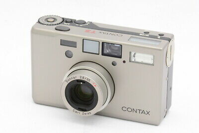 $ CDN2124.65 • Buy [Mint] Contax T3 Point & Shoot 35mm Film Camera From JAPAN
