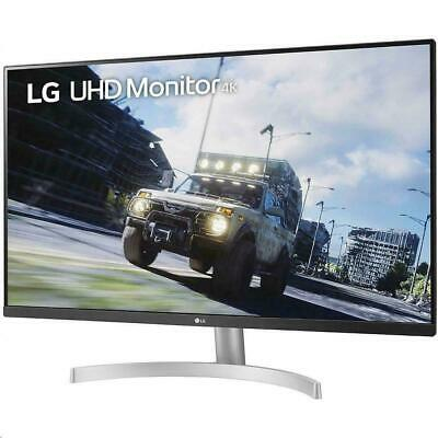AU559 • Buy LG 32  UHD Gaming Monitor 4K SPEAKERS FreeSync 32UN500-W HDR HDMI DP VA
