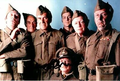 £18 • Buy Clive Dunn Dads Army Signed Photo