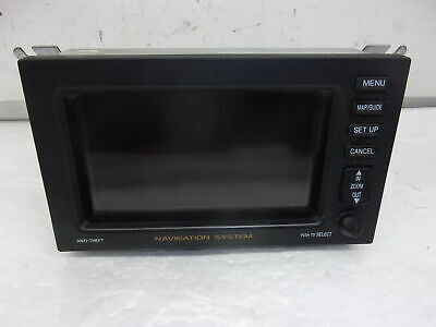 $89.99 • Buy 2003-2005 Honda Pilot Navigation Information Display Screen 39810-S9V-A020 OEM
