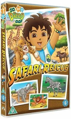 Go Diego Go: Safari Rescue [DVD], , Very Good, DVD • 2.49£