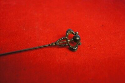 Charles Horner Silver Hat Pin • 40£