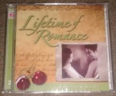 Various - Lifetime Of Romance: Together Again (Time Life 2 CD Set, 2007) *New • 21.49£