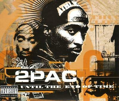 2Pac - Until The End Of Time (3 Trk CD / 2001) • 2.99£