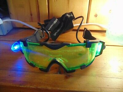Spy Gear Night Vision Goggles Glasses 2002 Wild Planet Toys  • 9.40£
