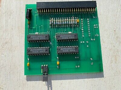 Amiga 500 Computer BTC REV 1 Trap Door Ram Expansion Upgrade To 1 Meg • 17.99£