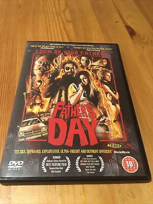 Father's Day DVD. Troma, Grindhouse, Cult, Exploitation, Horror • 21.99£