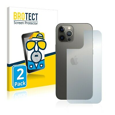 AU9.26 • Buy 2x Screen Protector For Apple IPhone 12 Pro Max (Back) Matte Protection Film