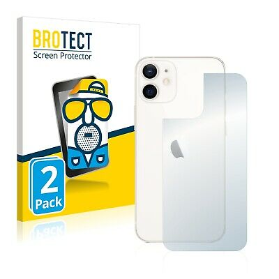 AU6.40 • Buy 2x Screen Protector For Apple IPhone 12 Mini (Back) Matte Protection Film Anti